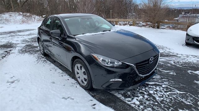 Pre Owned 2015 Mazda Mazda3 I Sport 4d Hatchback In Rensselaer