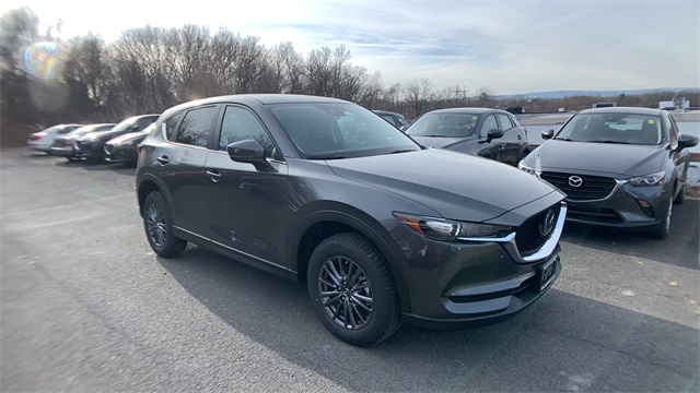 New 2019 Mazda Cx 5 Touring 4d Sport Utility In Rensselaer M23143