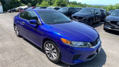 Pre-Owned 2013 Honda Accord LX-S
