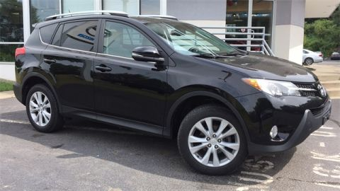 Pre-Owned 2014 Toyota RAV4 Limited